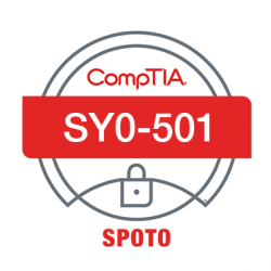 CompTIA Security+ SY0-501 Exam Dumps