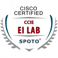 Cisco CCIE Enterprise Infrastucture LAB Exam Training and Dumps