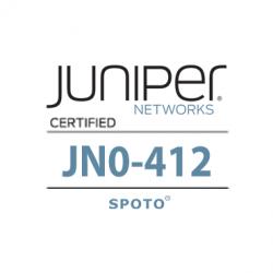 Juniper JNCIS-Cloud ( JN0-412) Certification Exam Dumps