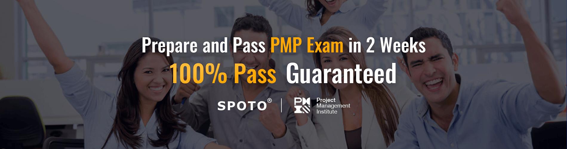 100% Pass PMP Exam