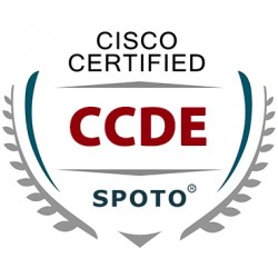 Cisco CCDE Design 352-001 Written Exam Dumps